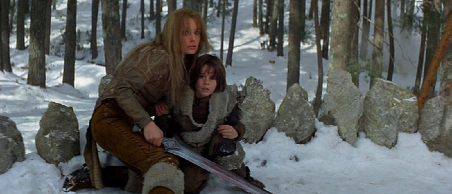 Image result for young conan the barbarian 1982