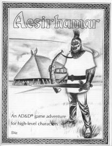 Cover of Aesirhamar