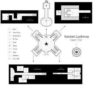 Lucifer's Sanctum
