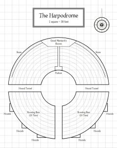 The Harpodrome