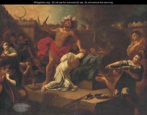 jephthah sacrifice