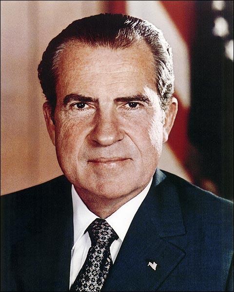Nixon: President's Day Special: From Nixon To Obama