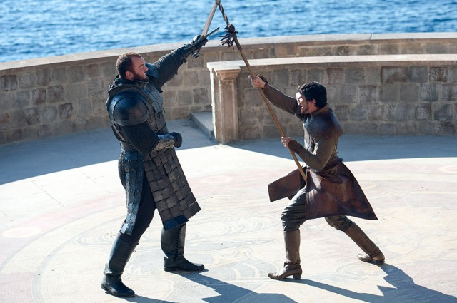 Pedro Pascal Explains the Ecstasy of Oberyn Martell — Making Game of Thrones